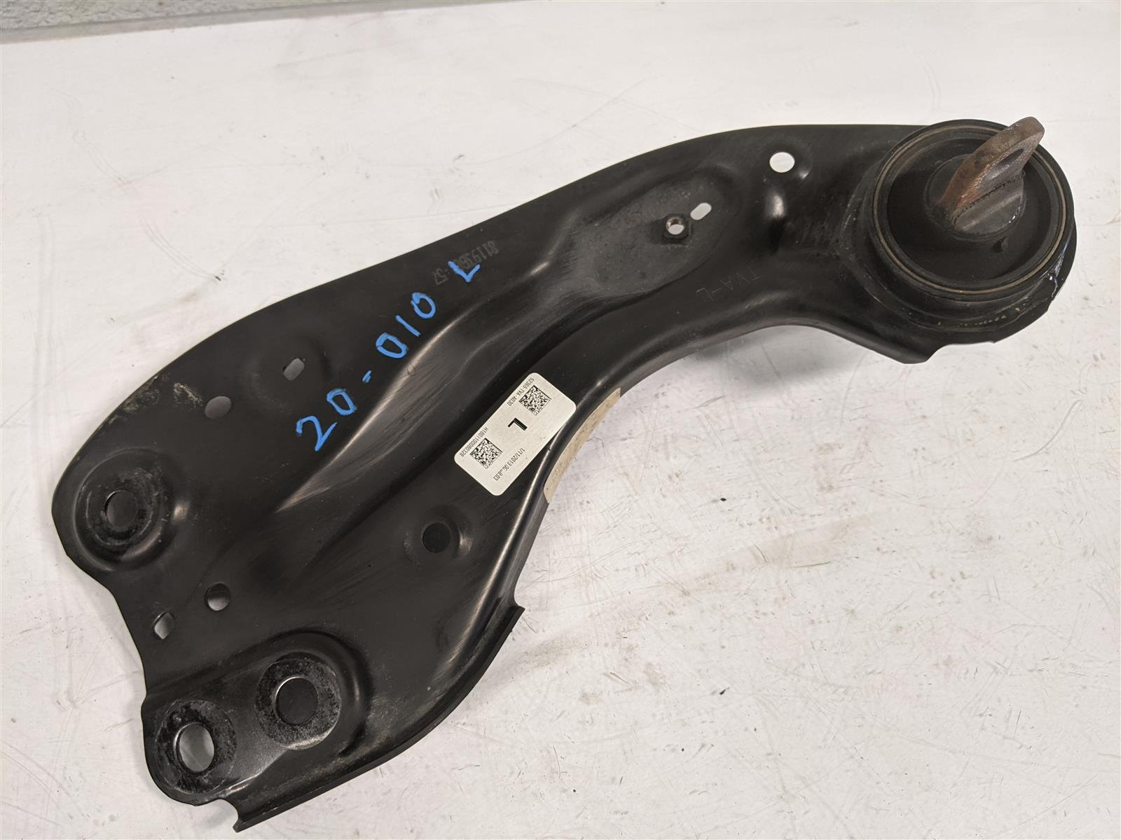 2018 Honda Accord Driver Trailing Arm Replacement