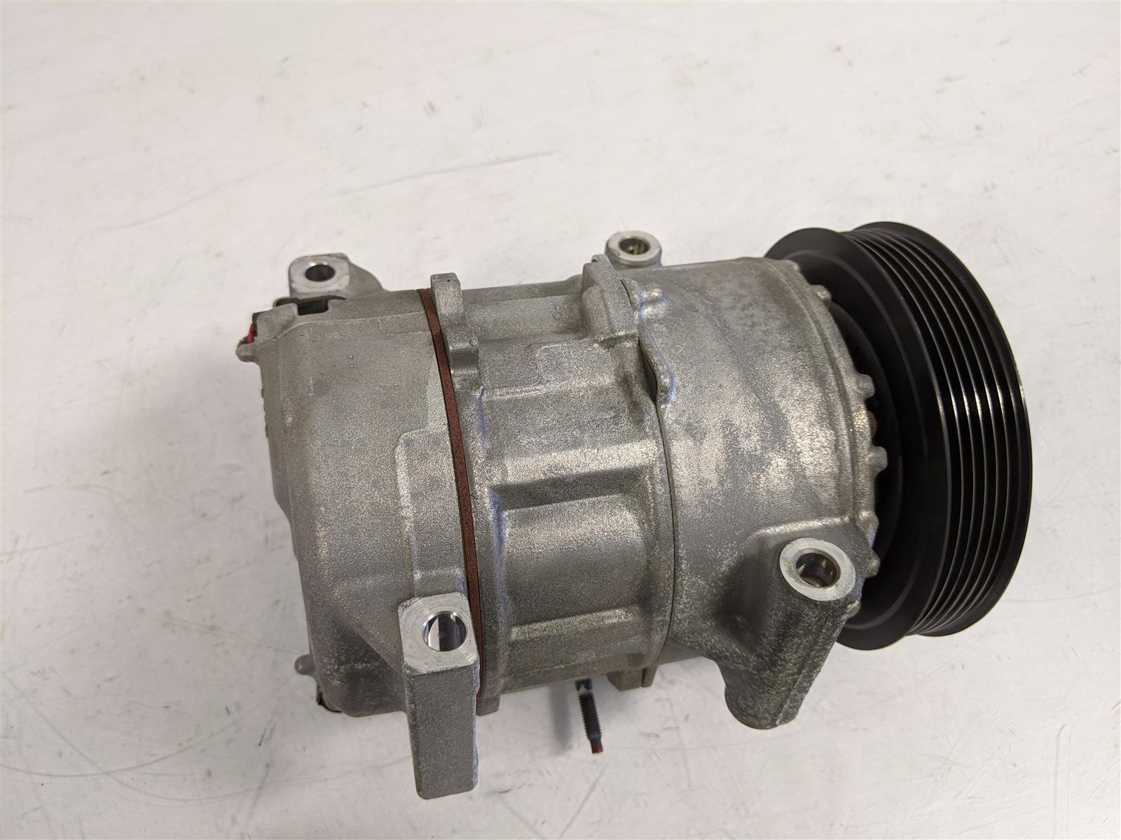 2018 Honda Odyssey Ac Compressor Assy Replacement