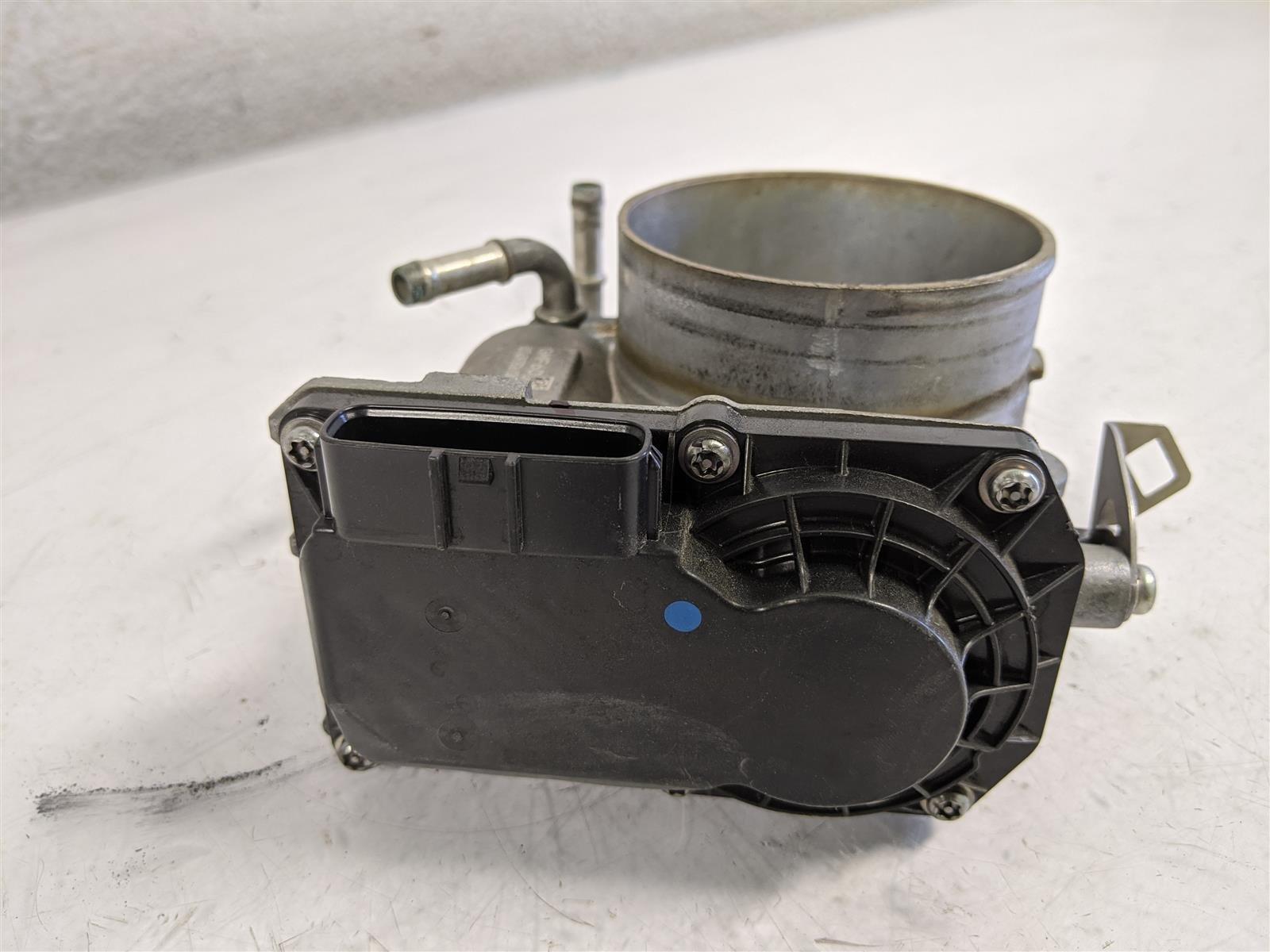 2018 Honda Odyssey Throttle Body Replacement