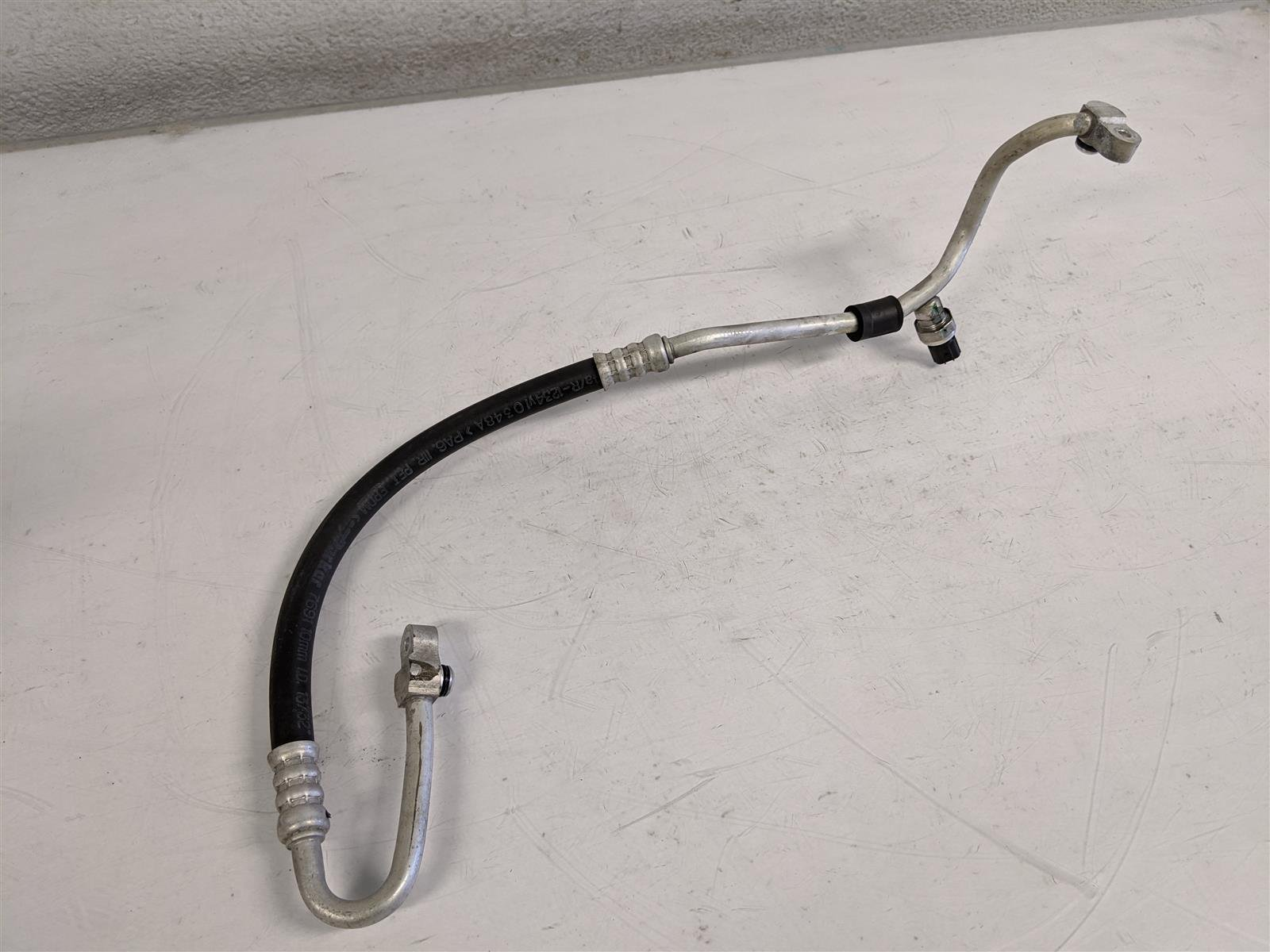 2018 Honda Odyssey Ac Discharge Hose Replacement