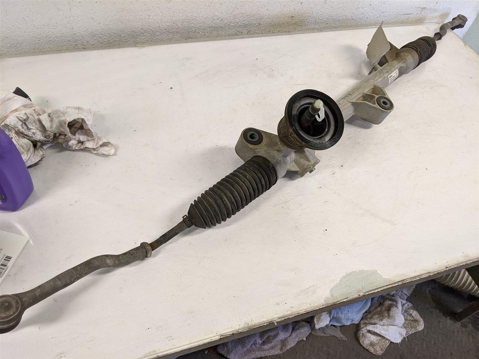 2016 Honda Pilot Power Steering Rack And Pinion Replacement