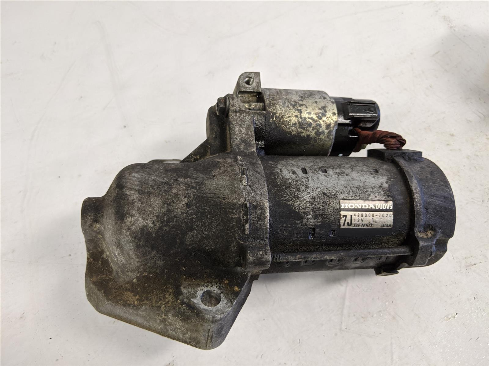 2016 Honda Pilot 6 Speed Starter Motor Replacement