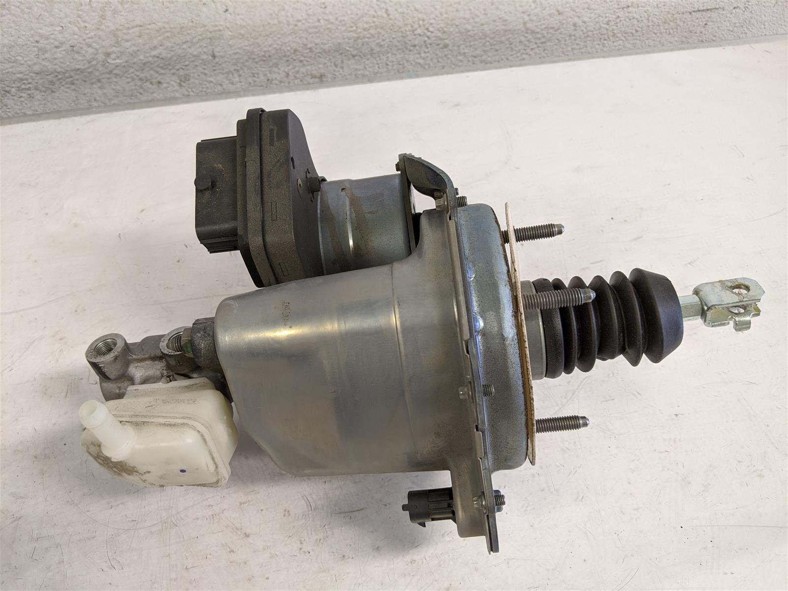 2018 Honda Accord Electric Power Brake Booster Replacement