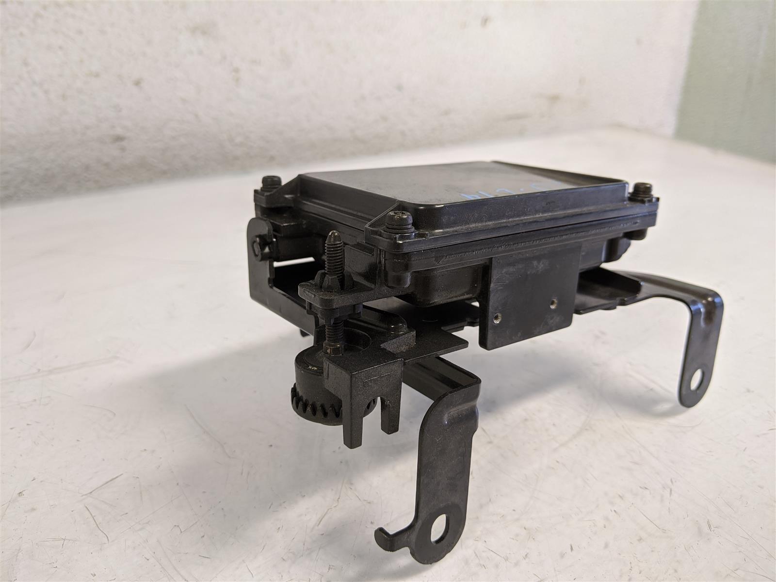2018 Honda Odyssey Grille Radar Control Unit Replacement