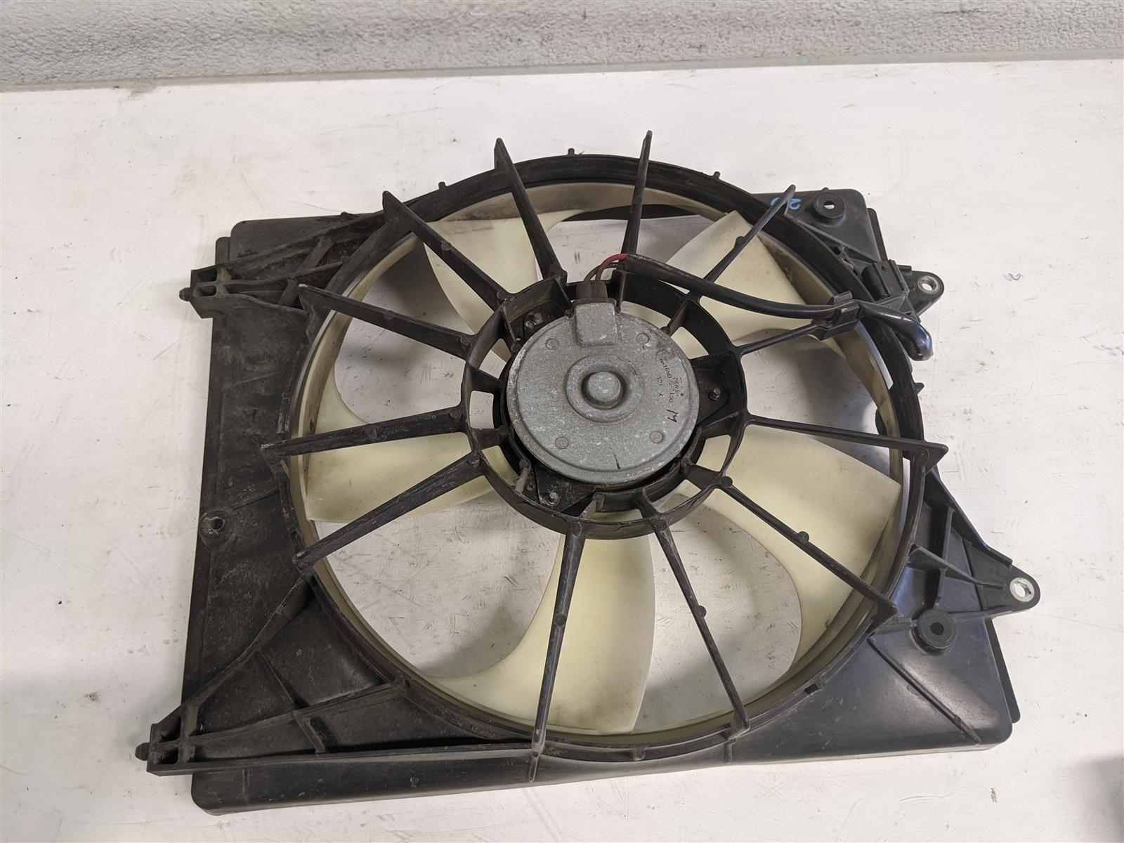 2014 Honda Odyssey Radiator Fan Assembly Replacement
