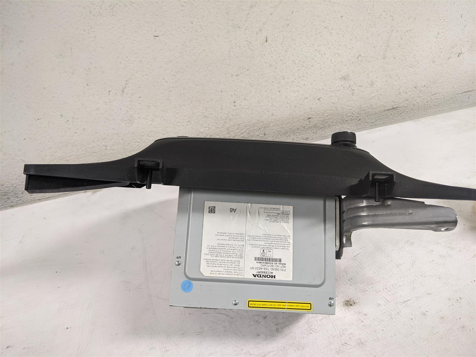 2014 Honda Odyssey Navigation Am Fm Radio Assembly Replacement
