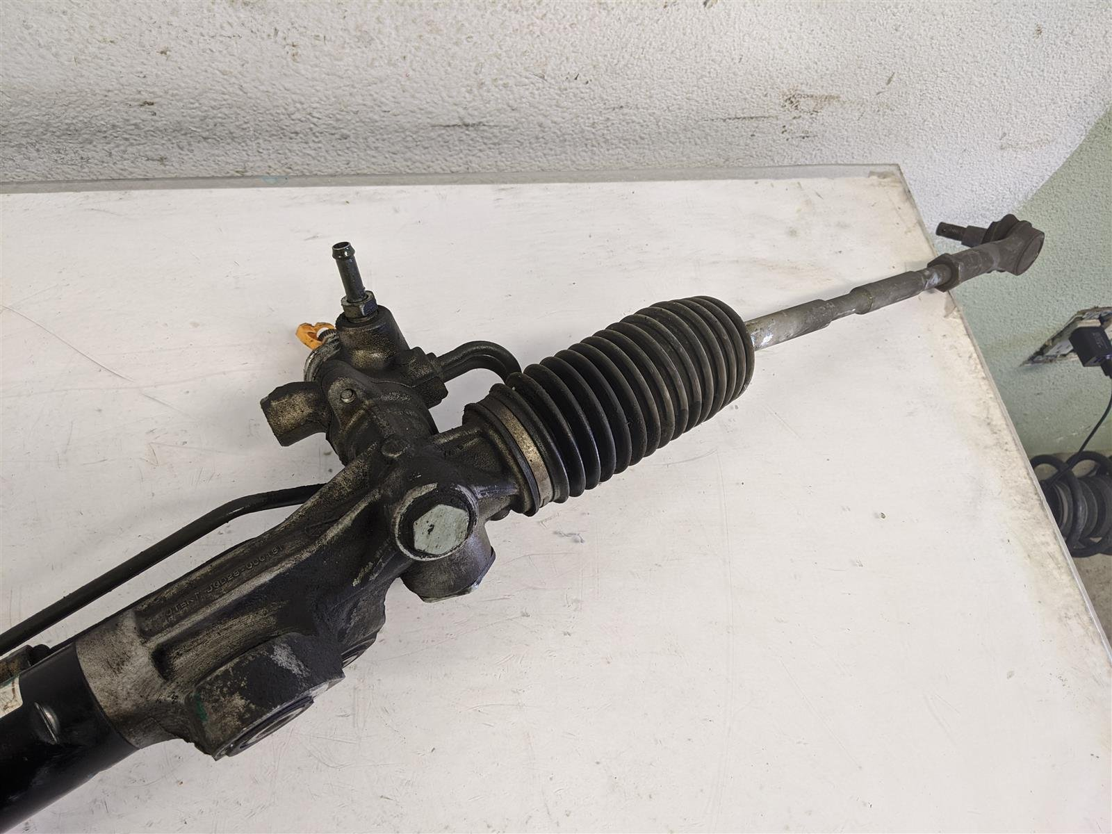 Sold 2014 Honda Odyssey Power Steering Rack And Pinion Replacement