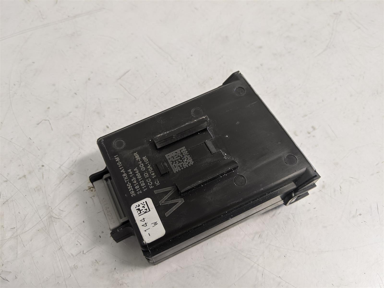 2014 Honda Odyssey Suspension Control Unit Replacement